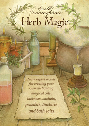 Scott Cunningham's Herb Magic DVD (Scott Cunningham)