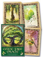 Load image into Gallery viewer, Celtic Tree Oracle Cards Deck (Sharlyn Hidalgo & Jimmy Manton)
