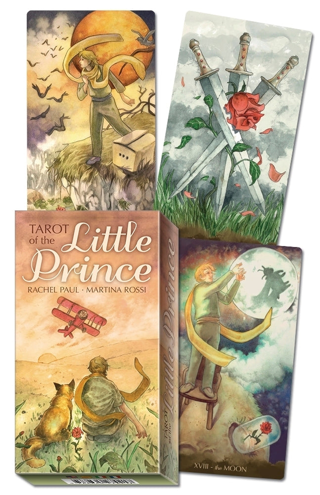 Tarot of the Little Prince Deck (Martina Rossi)