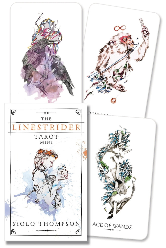 The Linestrider Tarot Mini Deck (Siolo Thompson)