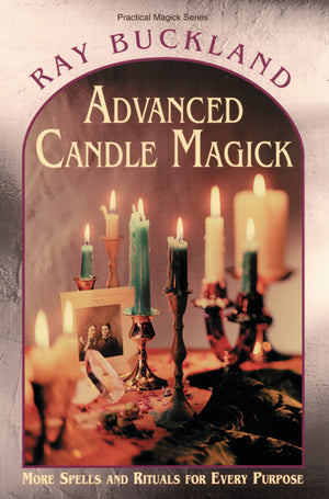 Advanced Candle Magick ( Raymond Buckland)