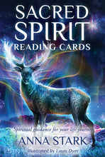 Load image into Gallery viewer, Sacred Spirit Reading Cards Deck & Book (Anna Stark)
