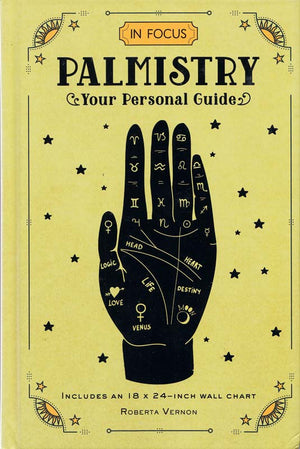In Focus Palmistry - Your Personal Guide (Roberta Vernon)