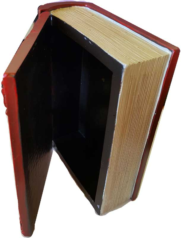 Cast Resin Box Book (3 Types)