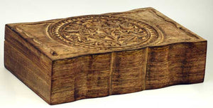 Tree of Life Wooden Box (2 Sizes)