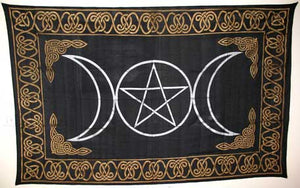 Tapestry Altar Wall Hanging (5 Types)