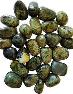 Asterite Serpentine Tumbled Crystals (1lb)