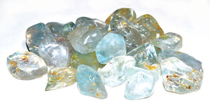 Blue Topaz Tumbled Crystals (1lb)