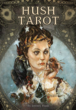 Load image into Gallery viewer, Hush Tarot Deck (Jeremy Hush)