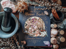 Load image into Gallery viewer, The Book of Flower Spells (Cheralyn Darcey)