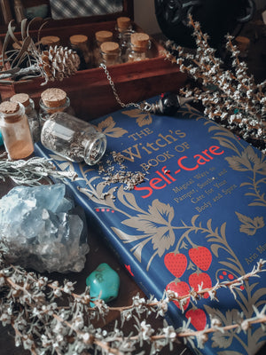 The Witch's Book of Self Care (Arin Murphy-Hisock)
