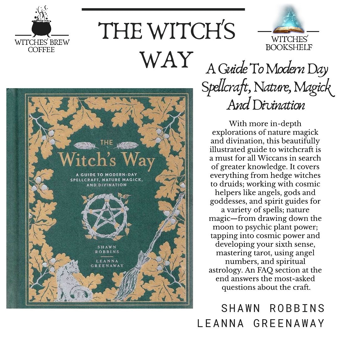 The Witches' Way (Shawn Robbins & Leanna Greenaway)