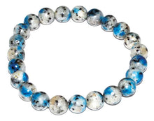Load image into Gallery viewer, 8mm Gemstone Round Bead Bracelets (39 Types)