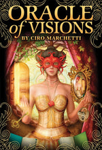 Load image into Gallery viewer, Oracle of Visions Cards Deck & Book (Ciro Marchetti)