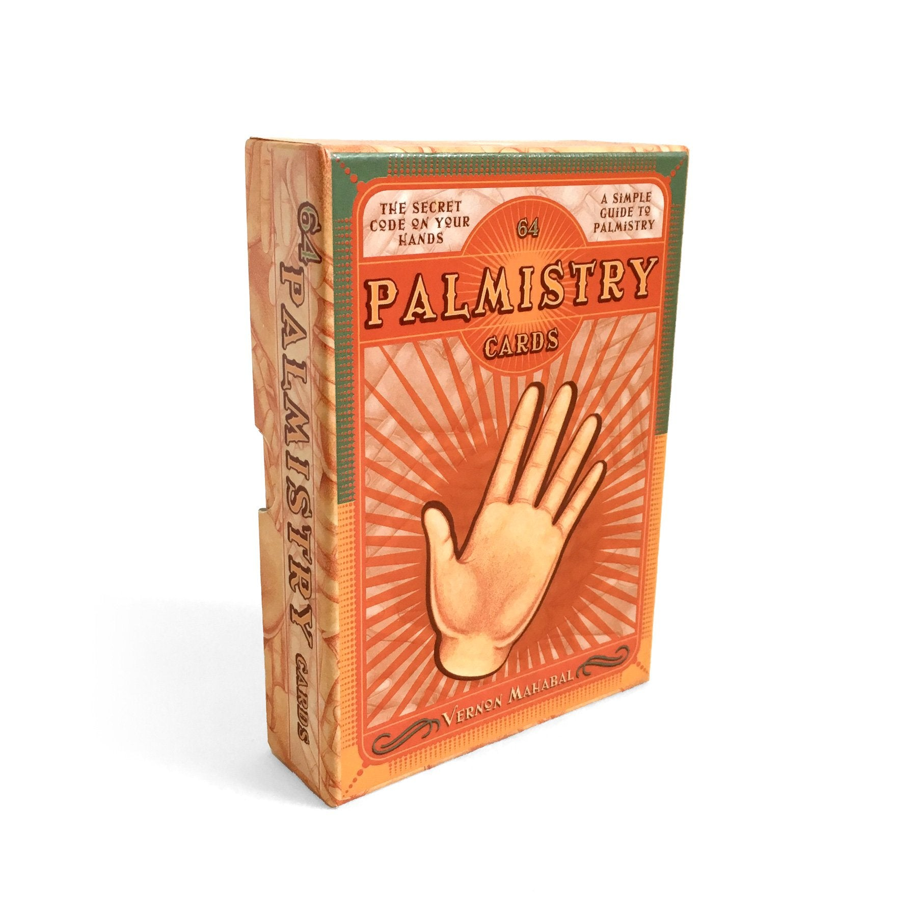 Palmistry Oracle Cards Deck (Vernon Mahabal)