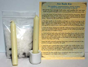 Ritual & Spell Bath Complete Ready To Go Kits (10 Types)