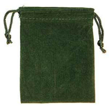 Load image into Gallery viewer, Medium Velveteen Drawstring Pouches (8 Colors)