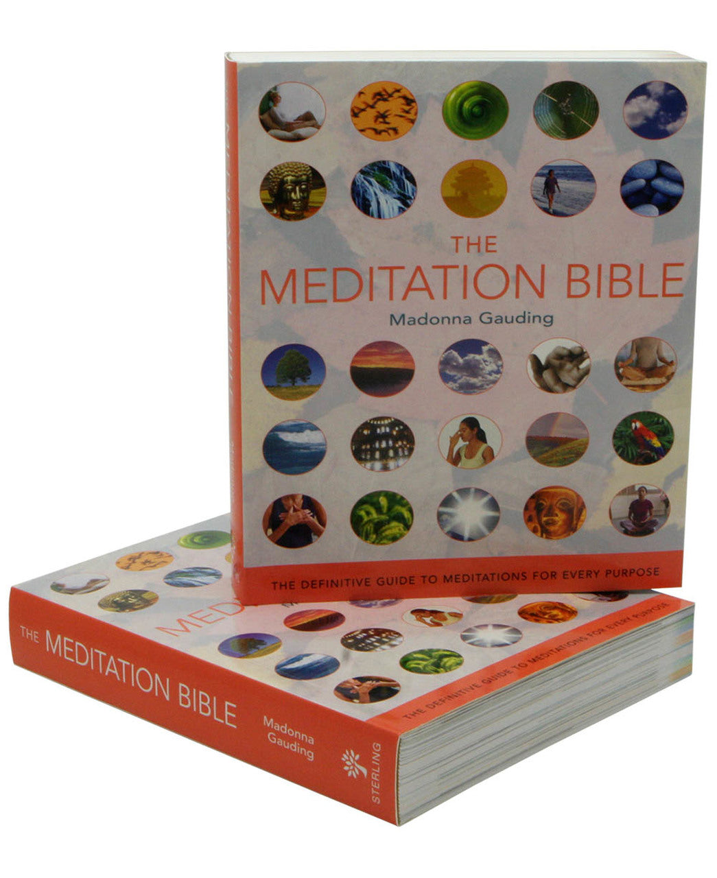 The Meditation Bible (Madonna Gaulding)