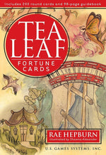 Load image into Gallery viewer, Tea Leaf Fortune Cards Deck & Book (Rae Hepburn)