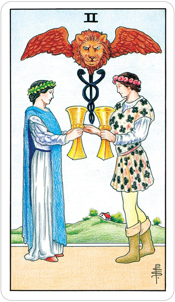 Universal Waite Tarot Deck (Smith & Hanson-Roberts)