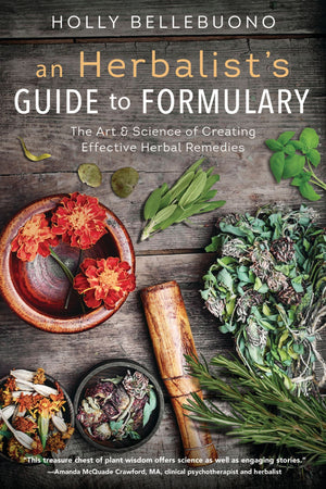 An Herbalist's Guide to Formulary (Holly Bellebuono)