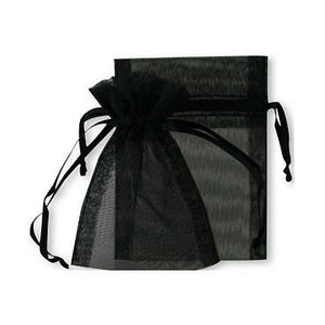 Small Organza Drawstring Pouches (6 Colors)