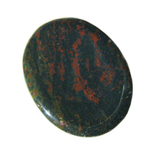 Load image into Gallery viewer, Bloodstone Worry Stone