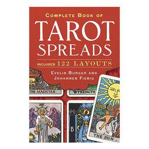Complete Book of Tarot Spreads (Burger & Fiebig)