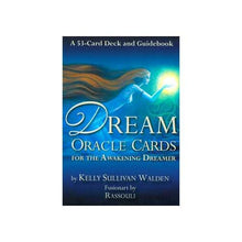 Load image into Gallery viewer, Dream Oracle Cards Deck (Kelly Sullivan Walden)