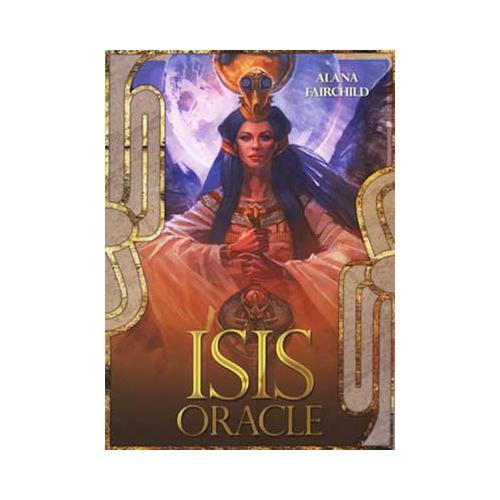 Isis Oracle Cards Deck & Book (Alana Fairchild & Jimmy Manton)