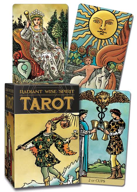 Radiant Wise Spirit Tarot Deck (Lo Scarabeo)