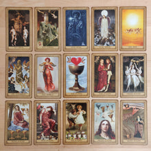 Load image into Gallery viewer, Influence of the Angels Tarot Cards Deck (Jody Boginski Barbessi)