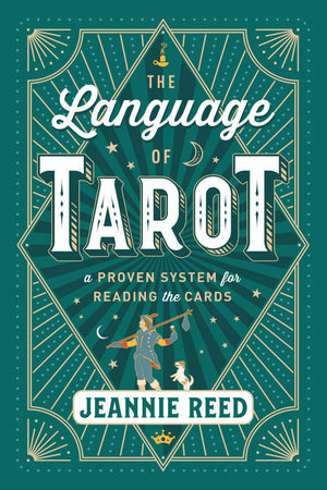 The Language of Tarot (Jeannie Reed)