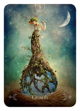 Load image into Gallery viewer, Queen of the Moon Oracle Cards Deck & Book (Stacey Demarco)
