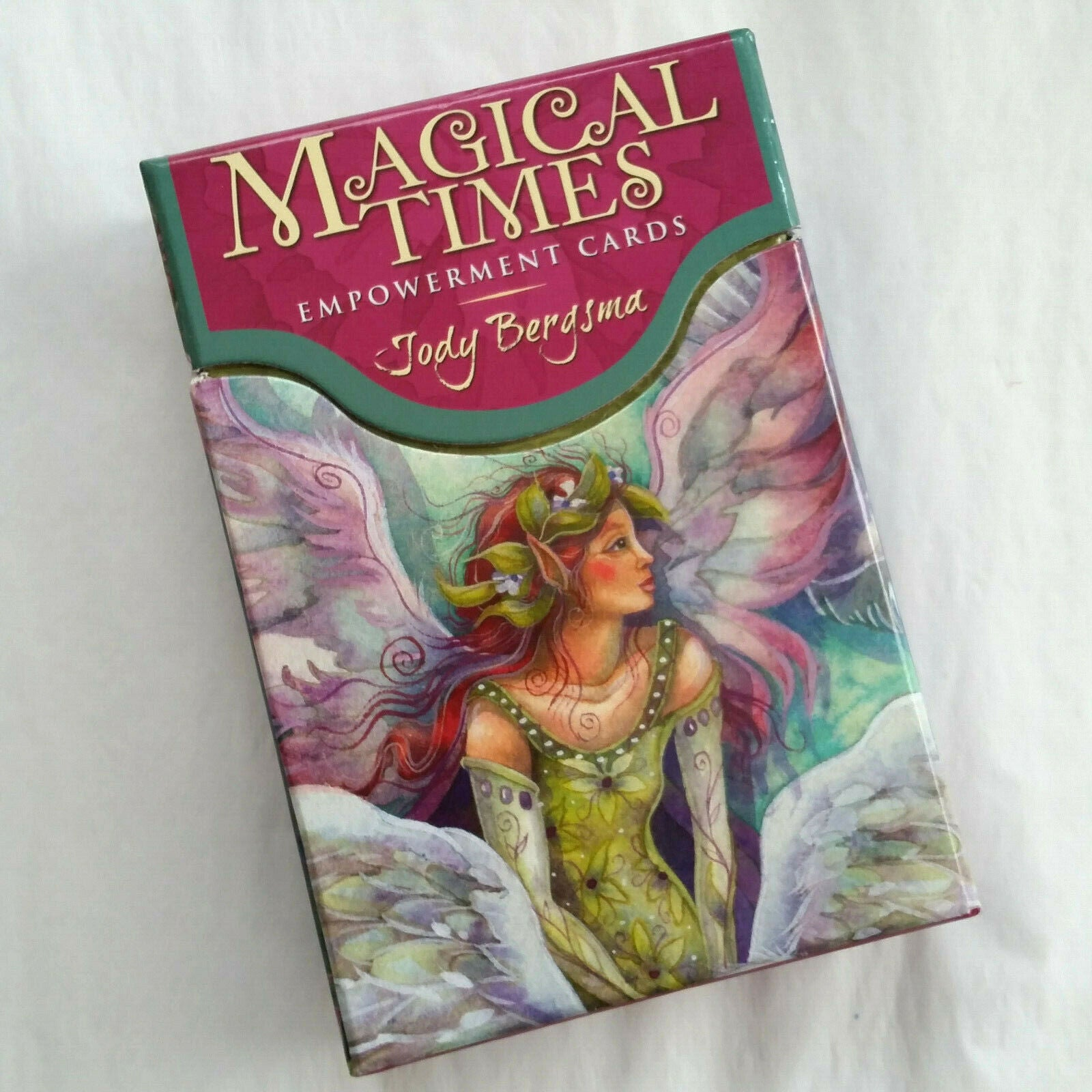 Magical Times Empowerment Oracle Cards Deck (Jody Bergsma)