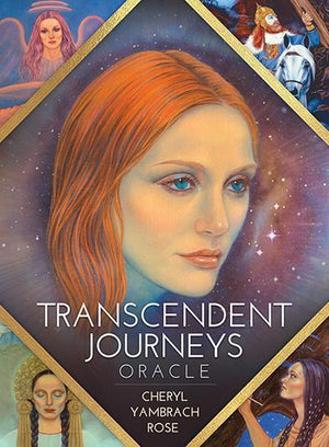 Transcendent Journeys Oracle Deck (Cheryl Yambrach Rose)