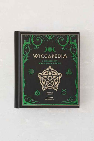 Wiccapedia: A Modern-Day White Witch's Guide (Shawn Robbins / Leanna Greenaway)