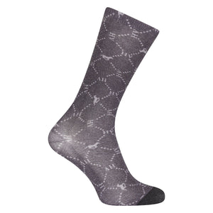 HV Polo Black Welmoed glitter Socks