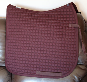 Eskadron Blackberry cotton saddle pad