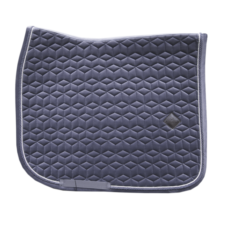 Kentucky velvet Purple dressage saddlepad