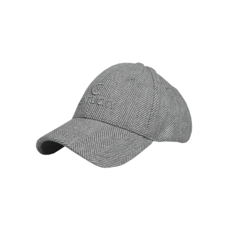 Kentucky Wool grey cap