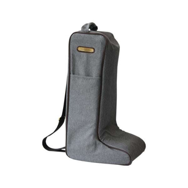 Kentucky horsewear boot bag grey