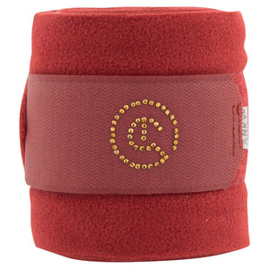 Anky Chili Pepper fleece bandages