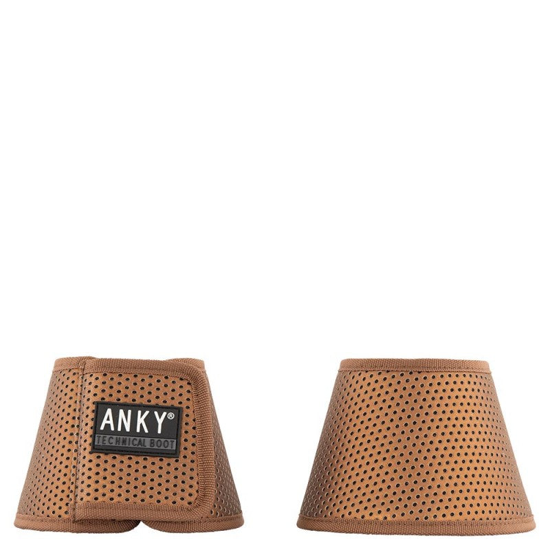 Anky NEW Copper metallic overreach boots