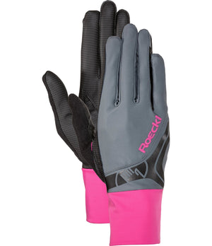Roeckl melbourne riding gloves Pink