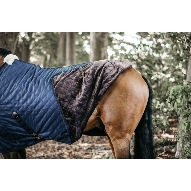 Kentucky Lightweight navy stable rug