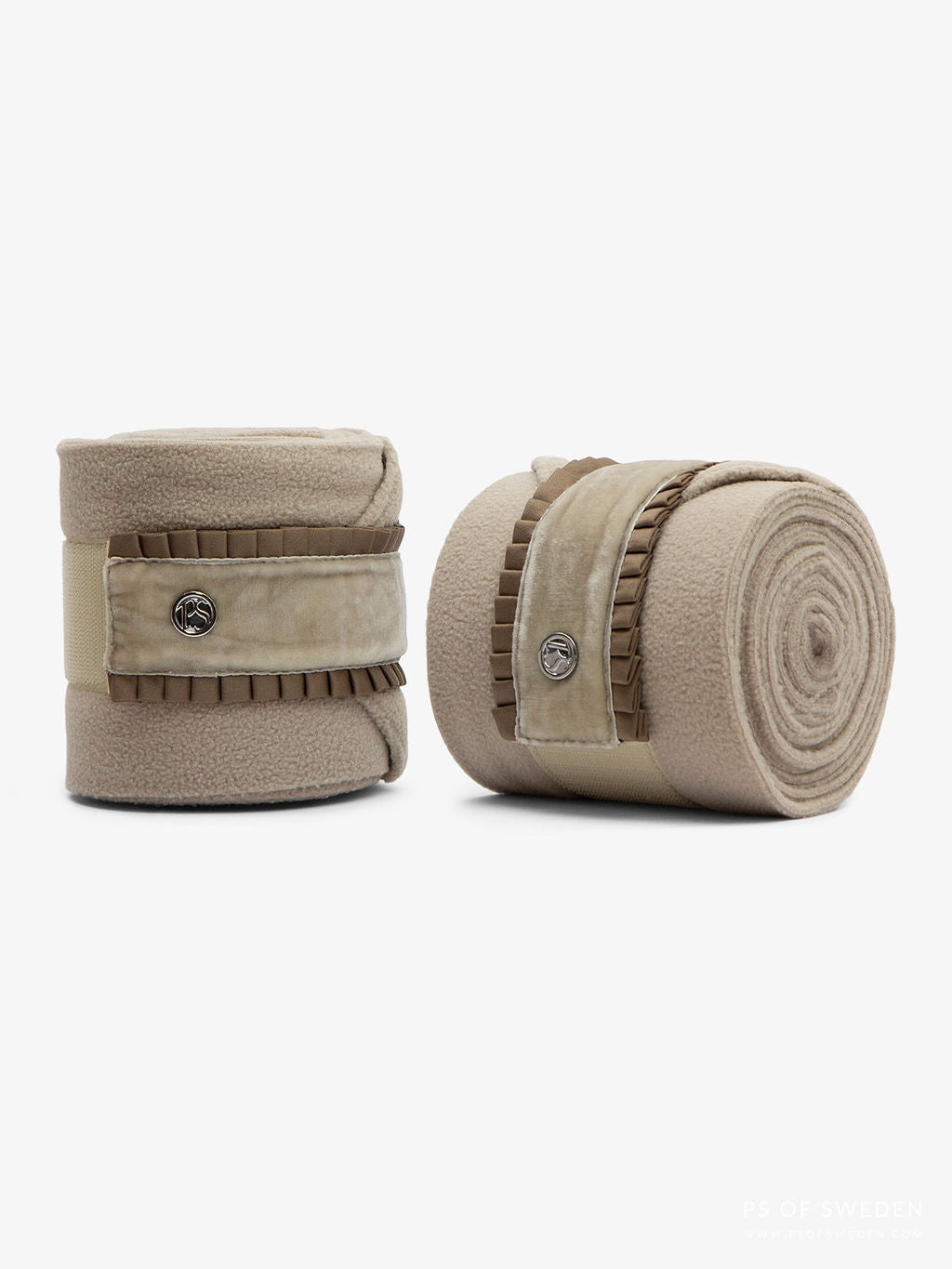 PS of Sweden Sand ruffle fleece bandages