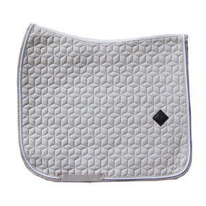 Kentucky wool cream dressage saddlepad