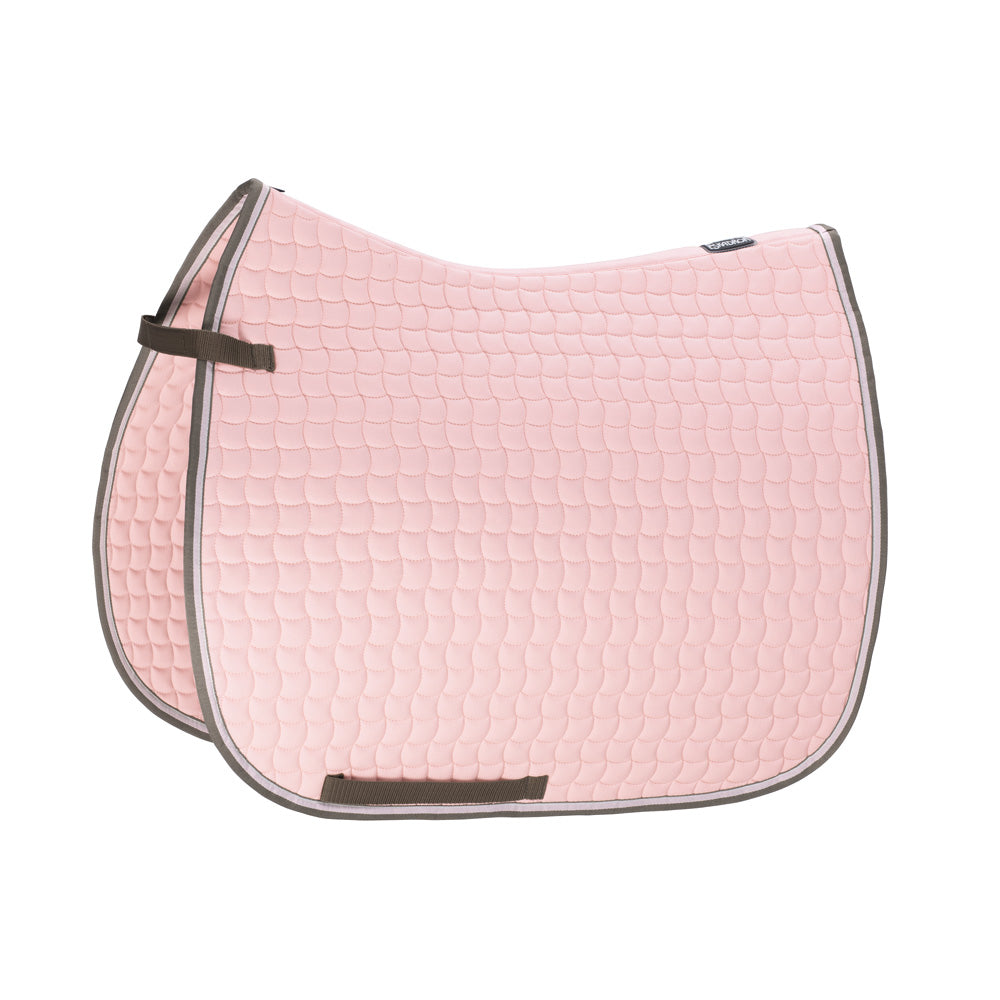 Eskadron powderrose cotton saddle pad