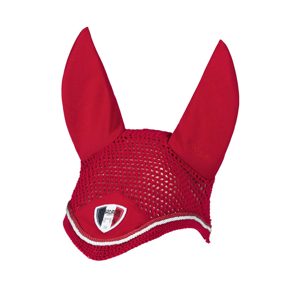 Eskadron Chilli red artwork fly hood